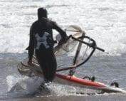 mat cassé windsurf